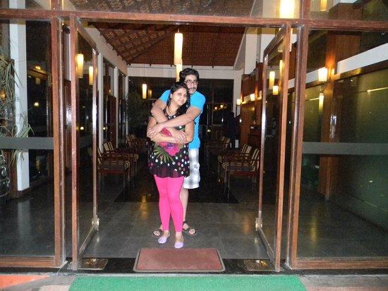 Tea Valley Resort: Reception Lobby