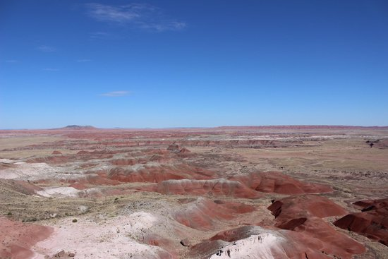 Painted Desert : Red