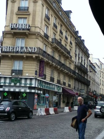 Hotel Champs-Elysees Friedland by HappyCulture : Hotel