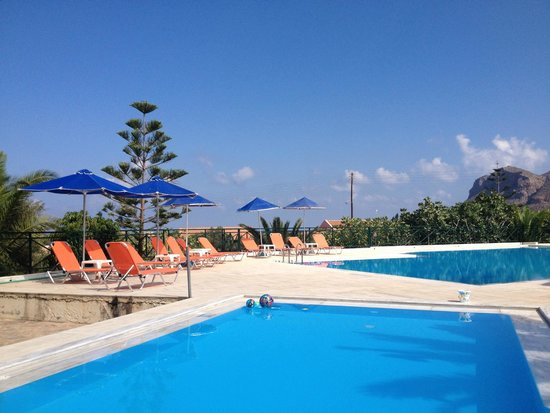 Aloni Suites: Fantastic Pool Area