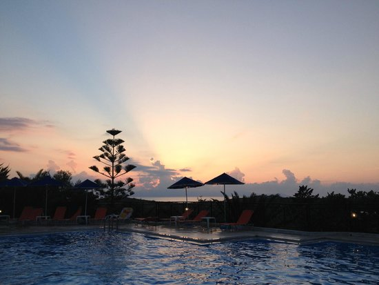 Aloni Suites: Stunning Sunsets