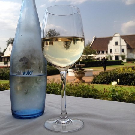 Kievits Kroon: Light lunch at Granita