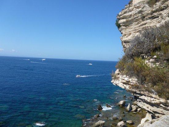 Reserve Naturelle des Bouches de Bonifacio : Bonifacio