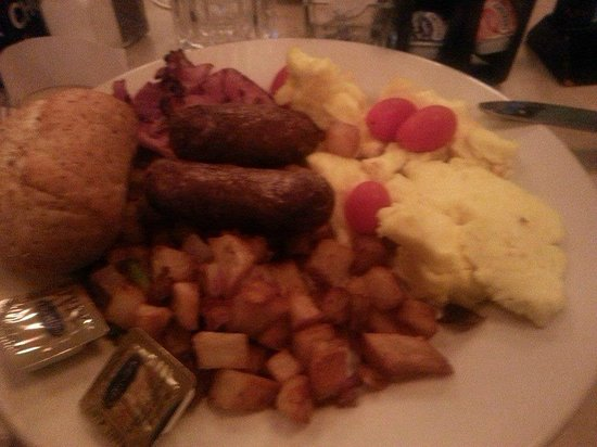 Piper's Pub : Piper's Irish Breakfast