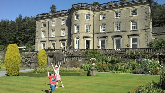 Rydal Hall: Beautiful grounds to explore