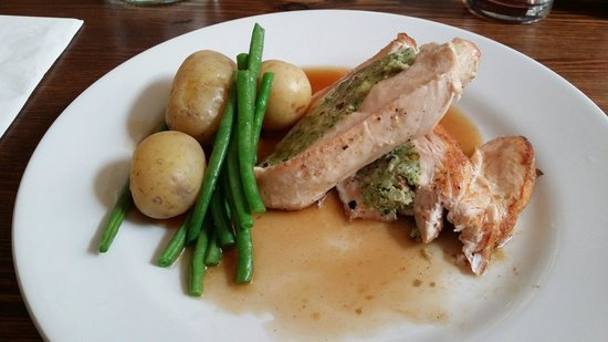 Howies Victoria: The delicious chicken dish