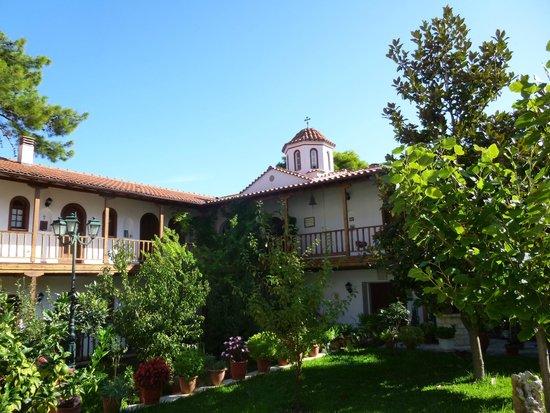 Lefkada Monastery οf Faneromeni