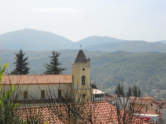 La chiesa di San Vincenzo a San Severino Lucano