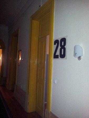 Hotel Senhor de Matosinhos : Entrada habitación