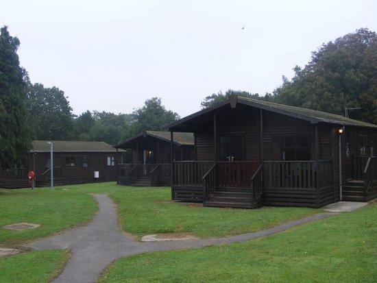Hoburne Naish: Solent Lodges