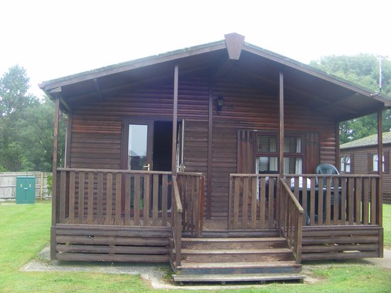 Hoburne Naish: Our lodge