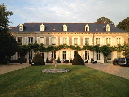 Hotel Le Manoir les Minimes in Amboise, France