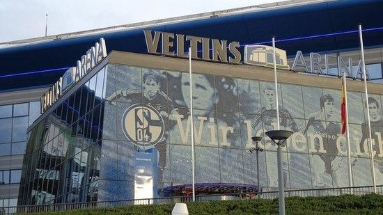 Veltins Arena: 2014