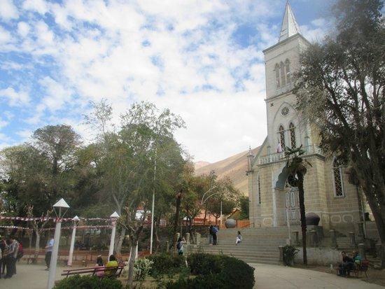 Iglesia de Pisco de Elqui