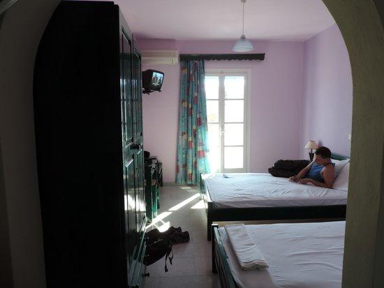 Hotel Francesca: Zimmer
