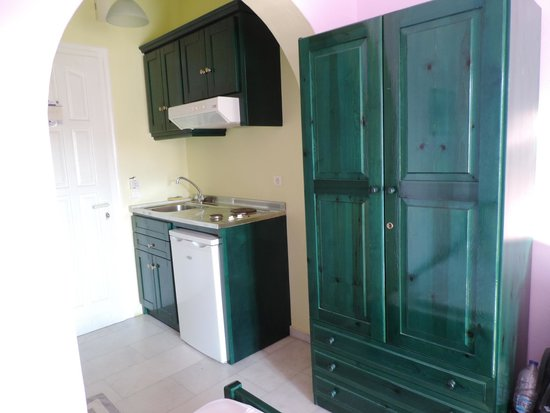 Hotel Francesca: kleine Küchenzeile