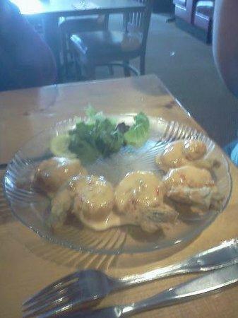 The Crescent Restaurant: Bang Bang Shrimp