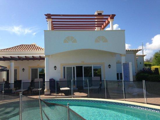 Martinhal Sagres Beach Resort & Hotel: Rear of the Villa