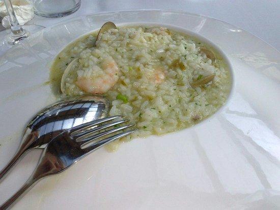 Restaurante Gu Geu: Arroz con almejas