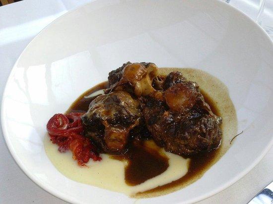 Restaurante Gu Geu: Rabo de buey