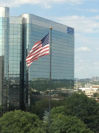 Dallas/Addison Marriott Quorum by the Galleria : Flag