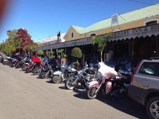 Kasteelberg Bistro: A favourite of the Harley Davidson Club