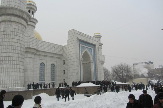 Almaty City Central Mosque