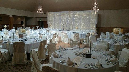 Marine Hotel Ballycastle : Wedding Function Room