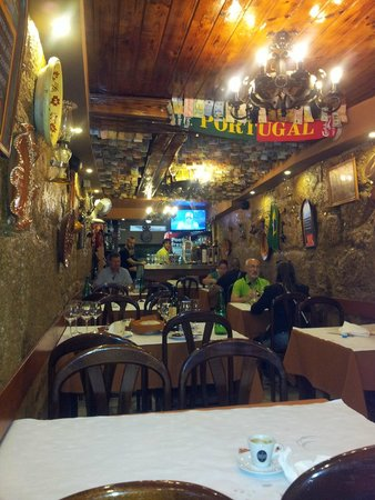 Ora Viva Restaurante: Entrada restaurante