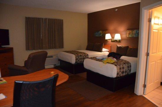 Hotel At WaterWalk: habitacion 1