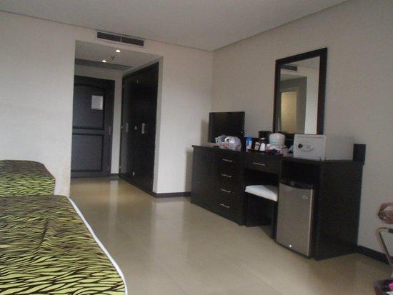 Hotel Eco Premium Sunflower: Ver Tamaño de la habitacion