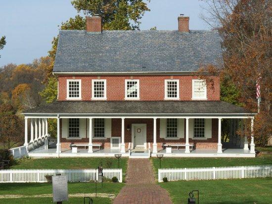 Rock Ford Plantation House