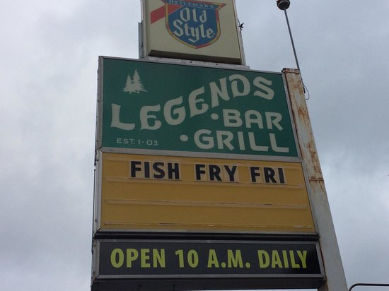 ‪Legends of the North Bar & Grill‬