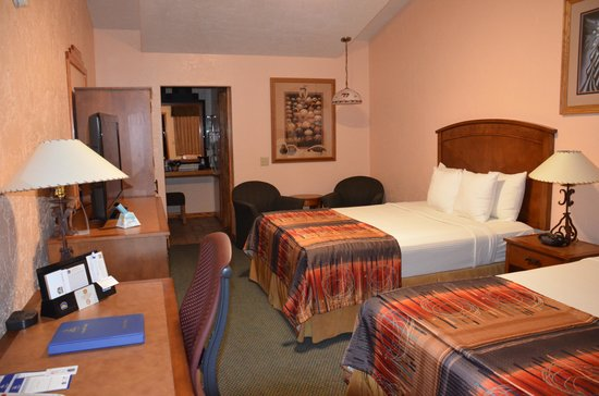 BEST WESTERN Kokopelli Lodge: room2