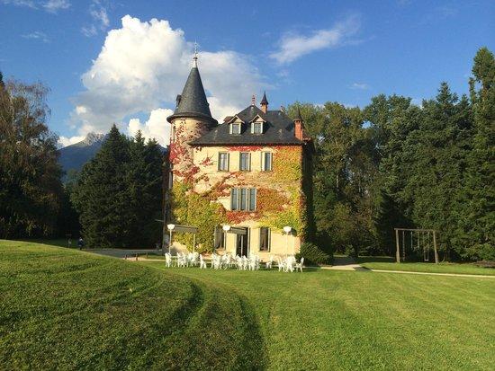 Chateau de la Tour du Puits : Chateau
