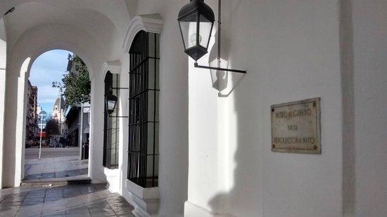 Cabildo: Histórico.