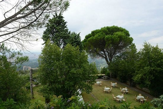 Villa Le Rondini : View from room