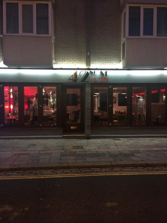 Nd Street Restaurant Plymouth