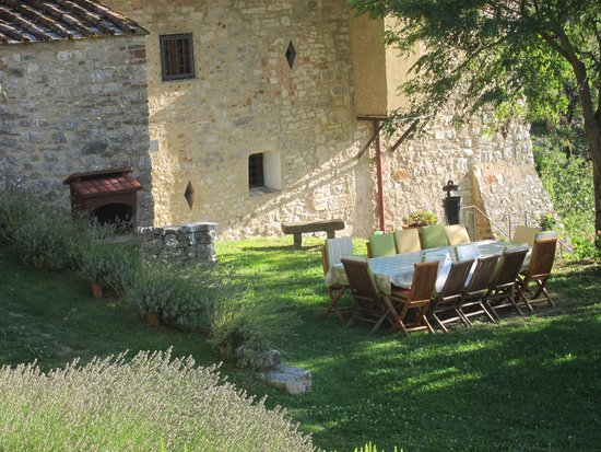 Tenuta Lonciano: Our home away from home