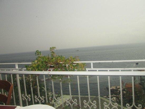 Al Faro: bella terrazza rilassante