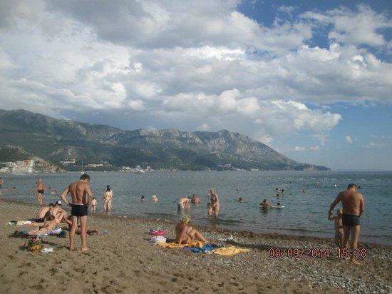 Iberostar Bellevue: the beach