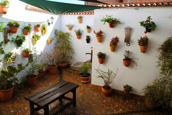 Anora, Spain: Patio