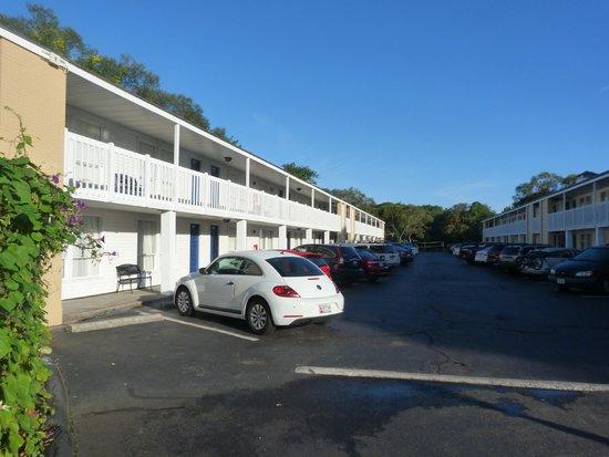 Cape Colony Inn: Extérieur du motel
