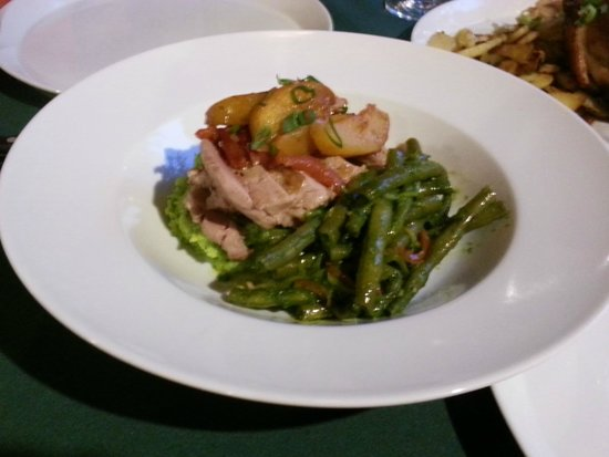 Jagerhof: Delicious Food