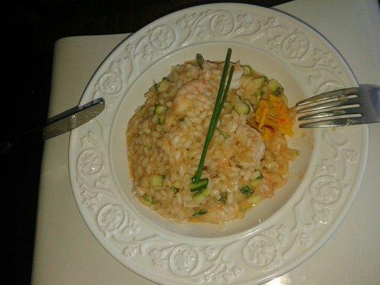 Chef's Delicatessen Bistro: Risoto de Camarão