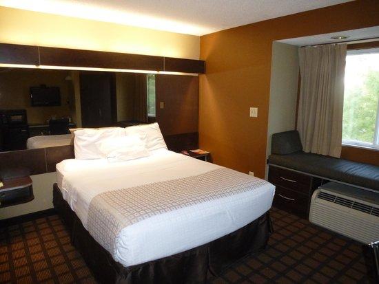 Microtel Inn & Suites By Wyndham Lexington: Room