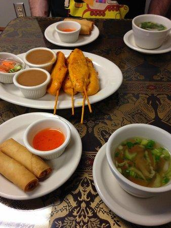 Best Thai Restaurant Winston Salem