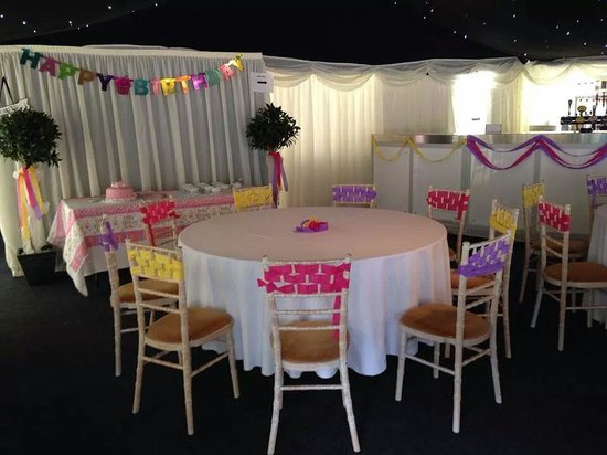 Combe House Hotel: Amazing party for our little girl