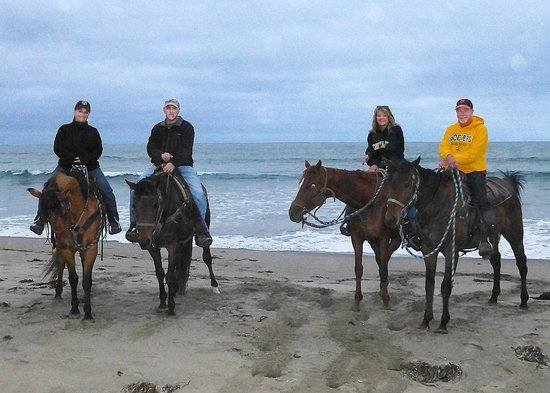 Seahorse Equestrian Tours