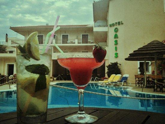 Skala, Yunani: πισίνα